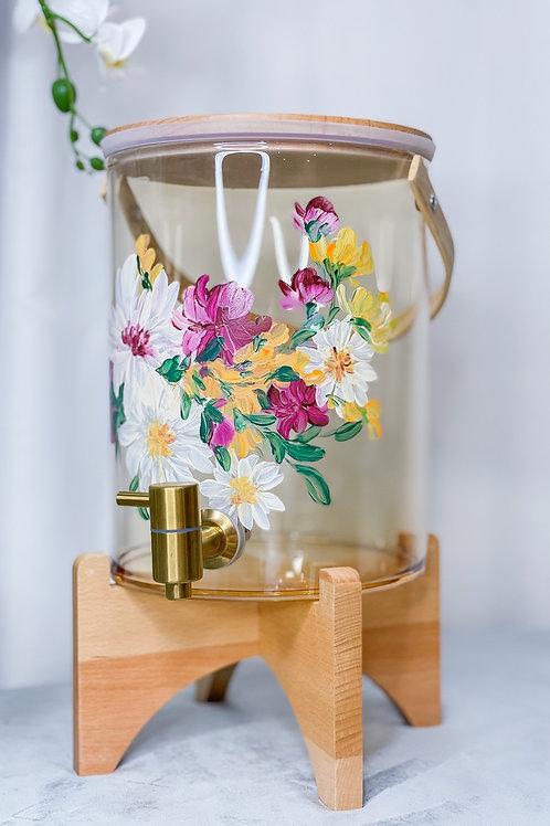 (7L) 04 Molly water dispenser: Mix Daisy +Gtap