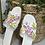Thumbnail: 37 Helly Sandal:White Lavender