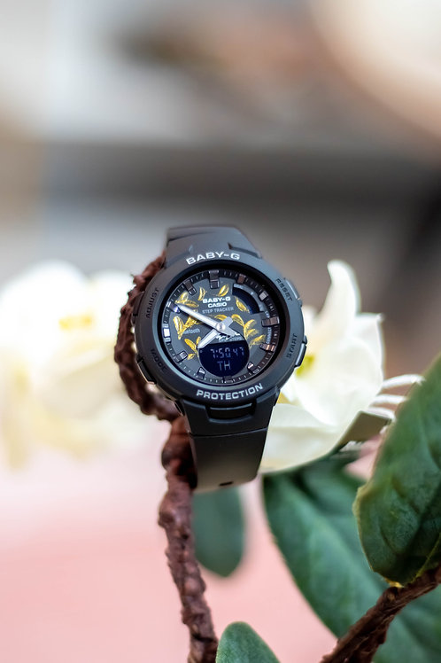 Casio BSA B100-Black