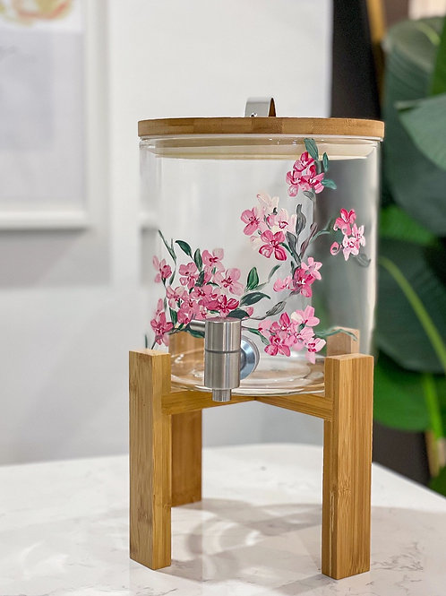 Oliver Water Dispenser: Sakura + tap
