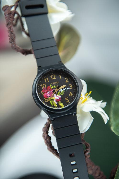 Large Casio Round watch 21-03