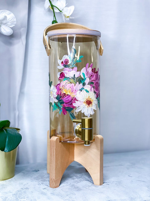 (3L) 02 Molly water dispenser: Mix  Peony +Gtap