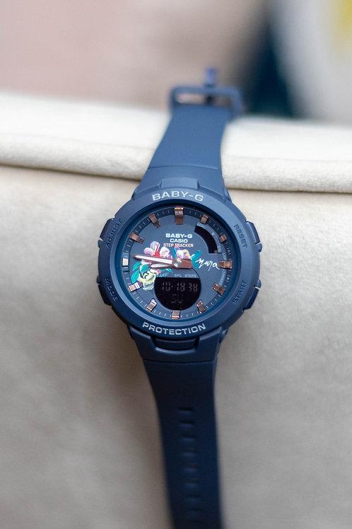 Casio BSA B100-Blue 01