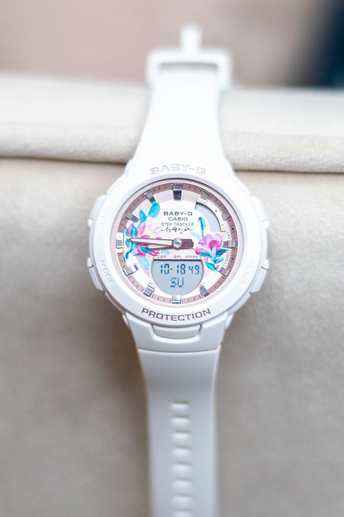 Casio BSA B100-White 01