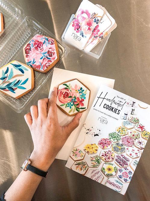 22 Nov: The Art of Handpainted Cookie Workshop