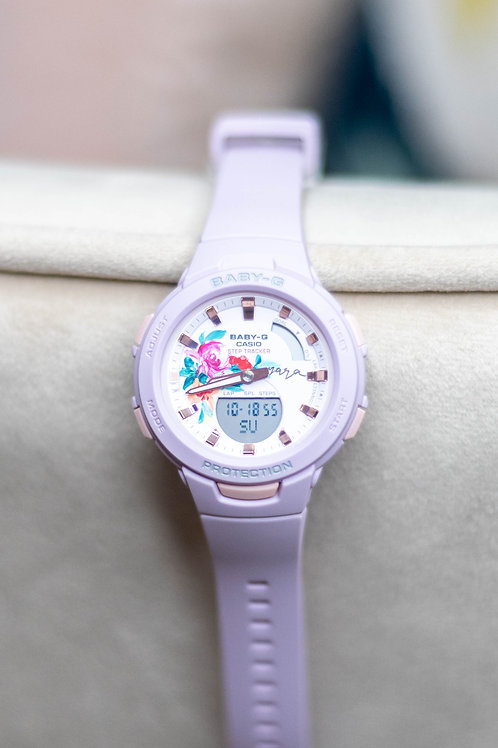 Casio BSA B100-Purple 02
