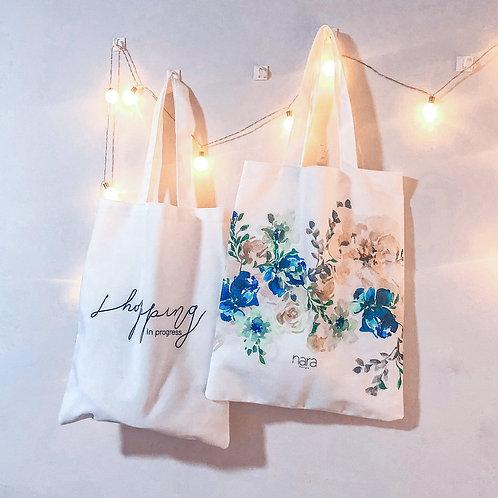 Nara Shopping in Progress Tote bag