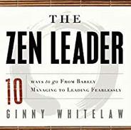 The Zen Leader by Ginny Whitelaw