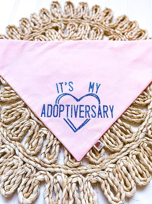 Adoptiversary