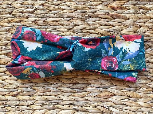 Rosé Bouquet Headband