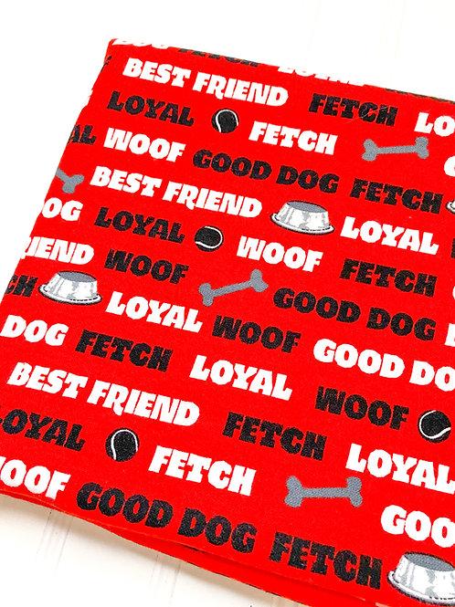 Dog Love Bandana