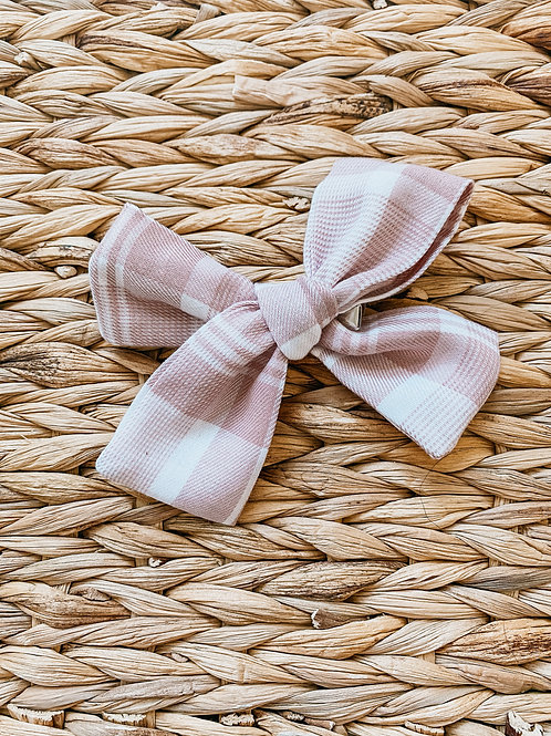 Blissful Bloom Bow