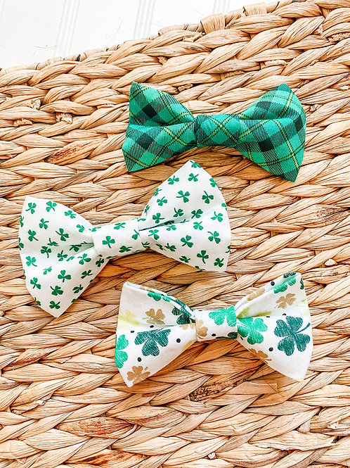 St. Patrick's Day Bow Ties