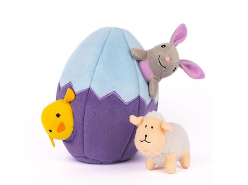 Easter Egg Burrow Toy