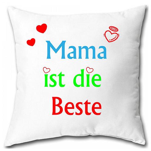 Kissen Mama ist die Beste
