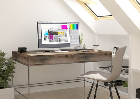 3d-rendering-of-attic-workplace-graphic-