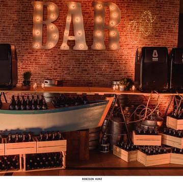 Bar de Casamento