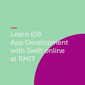 RMIT iOS Swift App Development