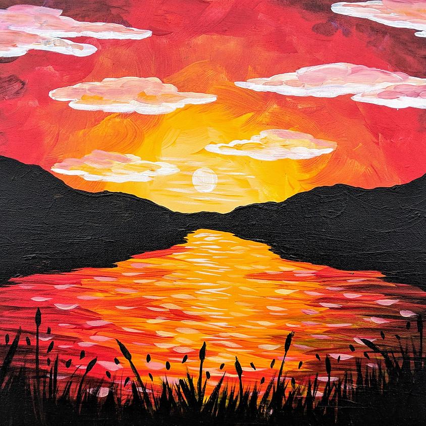 Sunset Lake (1)
