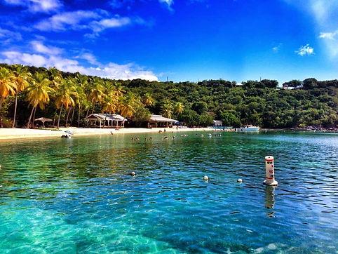 Honeymoon Beach - Water Island - USVI