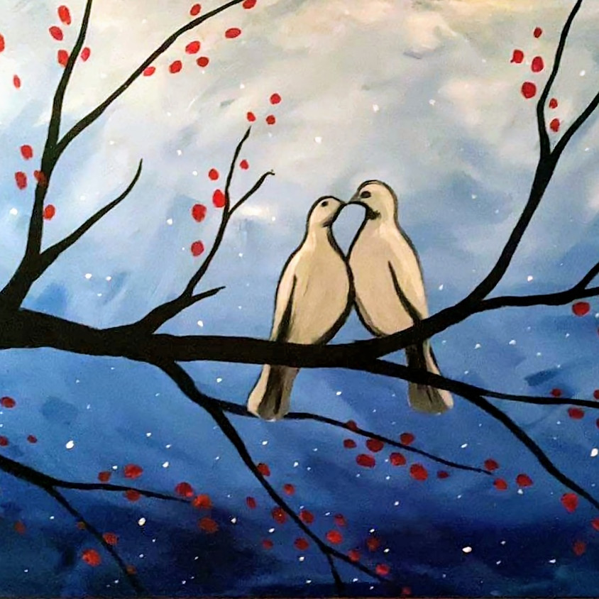 Two Turtle Doves (1)