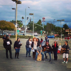 Worship with the Homeless