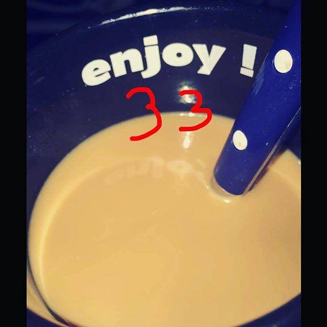 Le #smile au #PetitDej avec #Enjoy33 👌🏻