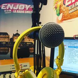 Good #Morning #day #friday avec #Enjoy33 #radio #bordeauxmaville #latino #groove #dance #smile