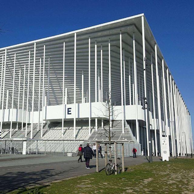 #UBBRC92 Bon match à l' _ubbrugby 💪🏼🍻🏉 et aux auditeurs #chanceux ! _#rugby #France #matmut #bor