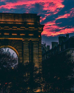 #NIGHT #Bordeaux #Enjoy #Enjoy33 #Rose #bordeauxbynight #bordeauxmaville #Latino #Groove #Dance #OnA