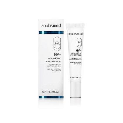 Anubismed HA+ Hyaluronic Eye Contour / Hyaluronik asit içeren yoğun nemlendiricigöz çevresi 15ml.