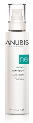 Anubis New Even Cleasing Gel / Karma ve yağlı cit temizleme jeli 250ml.