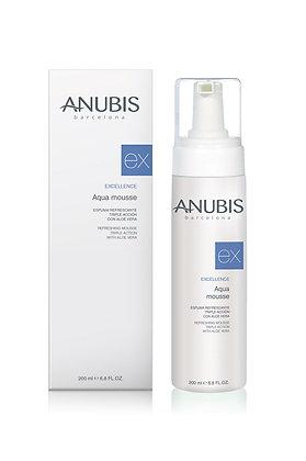 Anubis Excellence Aqua Mousse / Anti aging etkili temizleme köpüğü200ml.