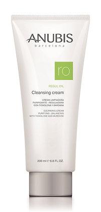 Anubis Regul Oil Cleansing Cream / Yağlı akneli cilt temizleme kremi200ml.