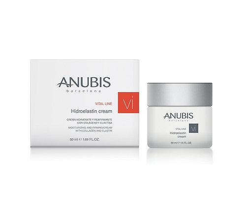 Anubis Vital Line Hidroelastin Cream / Yağlı ve karma ciltler için nemlendirici50ml.