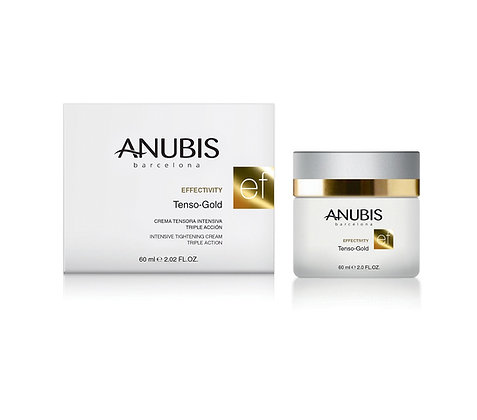 Anubis Effectivity TensoGold / Yağlı ciltler için altın bakım serisi60ml.