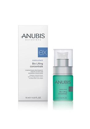 Anubis Excellence Bio Lifting Concentrate / Lifting etkili yenileyici yoğun gece serumu15ml.