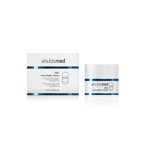 Anubismed HA+ Hyaluronic Cream / Hyaluronik asit içeren yoğun nemlendirme kremi50ml.