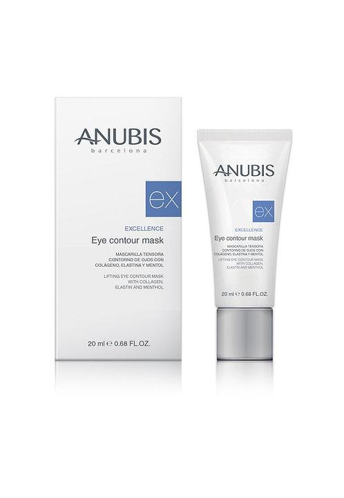 Anubis Excellence EyeContour Mask / Mentollü,rahatlatıcı göz çevresi bakım maskesi20ml.
