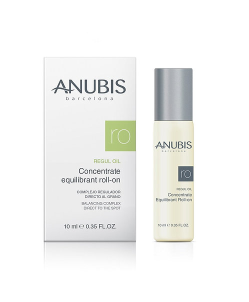 Anubis Regul Oil Concentrado Equilibrant Roll-on / Kistik akne çözücü 10ml.