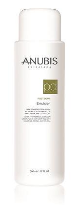 Anubis Post Depil Emulsion / Nemlendiricili vucüt losyonu500ml.