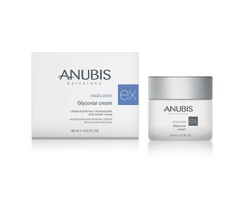 Anubis Excellence Glycovlar Cream / Kuru ciltler için yoğun besleyici havyar kremi60ml.
