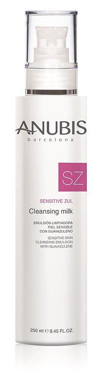 Anubis Sensitive Zul Cleansing Milk /Hassas Cilt Temizleme Sütü250ml.