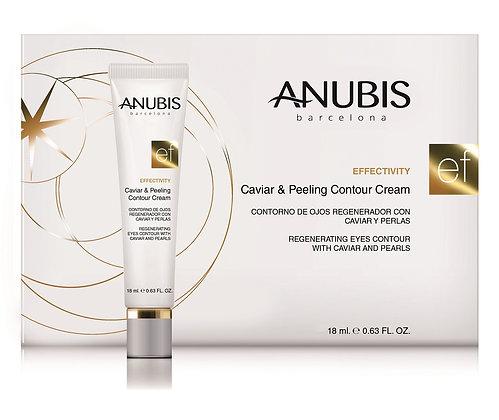 Anubis Effectivity Caviar & Pearl Contour Cream / Havyar ve inci içerikli göz kremi18ml.