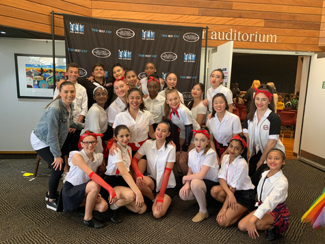 GSCC Performs at 'Your Next Step' Dance MISA Competition
