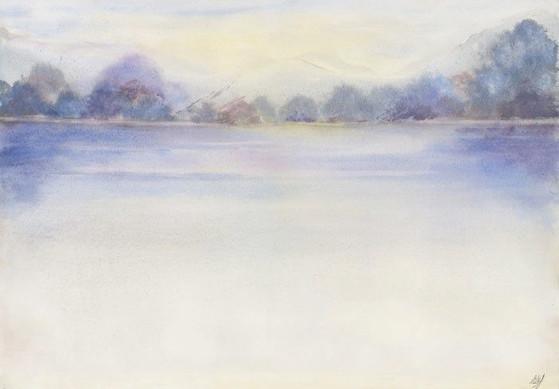 River Wide © Elizabeth Young