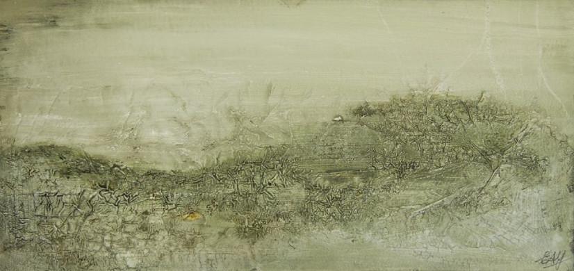 Green Hills © Elizabeth Young