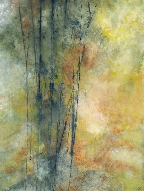 Golden Haze © Elizabeth Young
