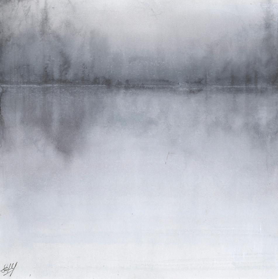 Misty River © Elizabeth Young