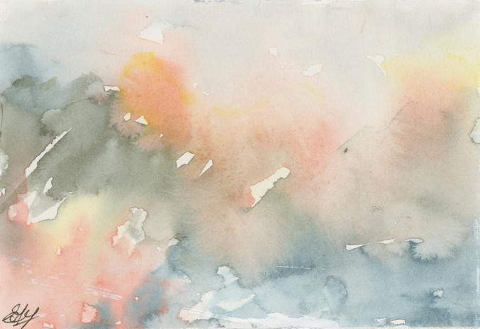 Coastal Abstract © Elizabeth Young